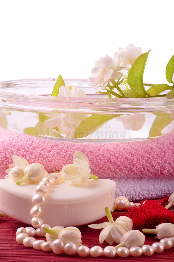 Free Spa Stock Image - 10571431