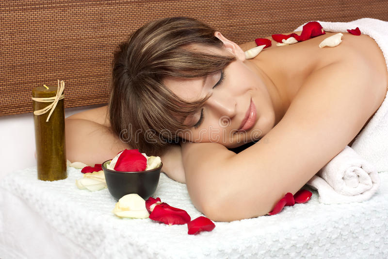 Download Spa stock image. Image of back, medical, bodycare, lady - 13745299