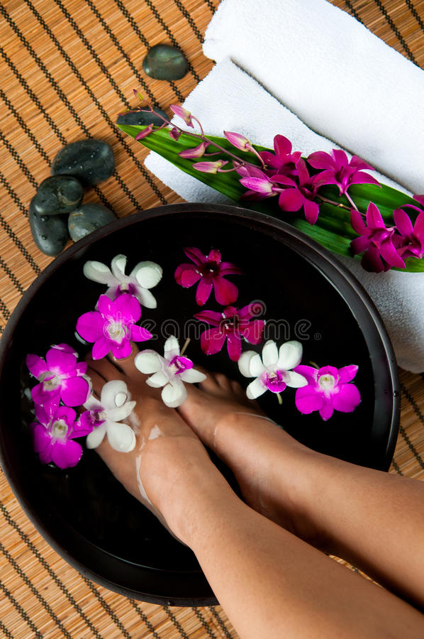 Download Spa stock photo. Image of beauty, leisure, easing, asian - 18537874