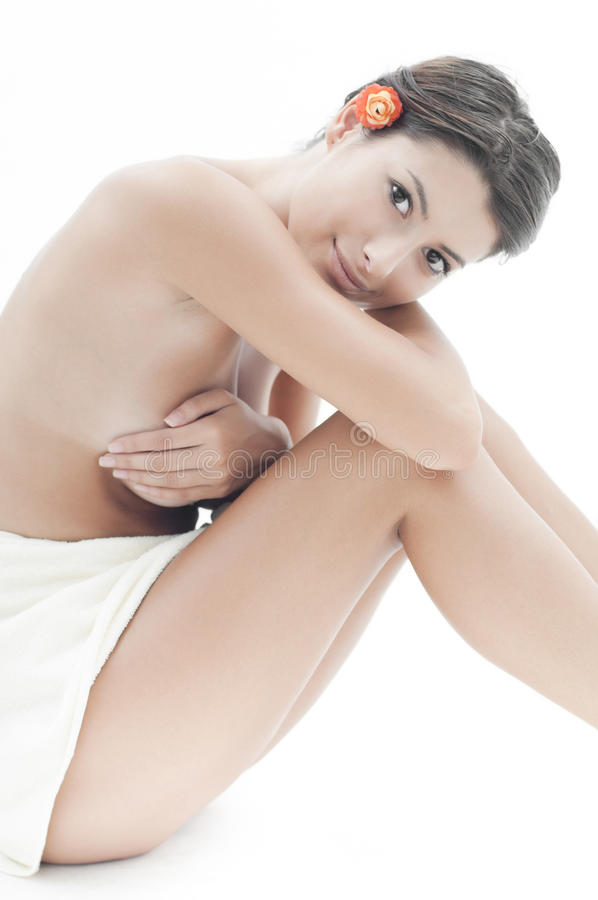 Download Daily Spa stock image. Image of care, lifestyle, girl - 18987029