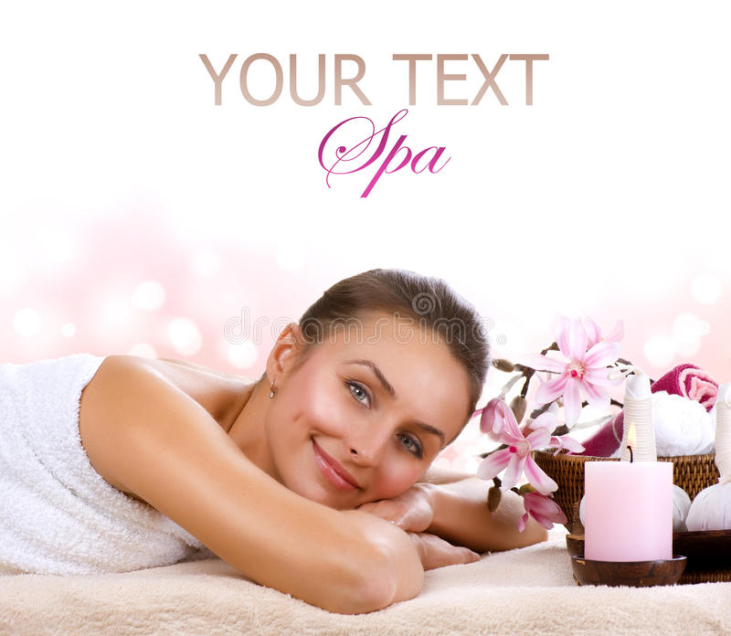 Download Spa stock image. Image of cosmetics, facial, getting - 21743137