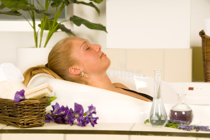 Spa Royalty Free Stock Image