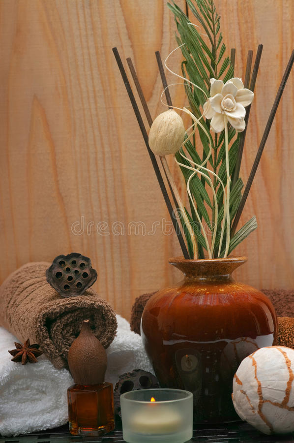 Download Spa stock photo. Image of floral, aromatic, stick, essential - 29600684