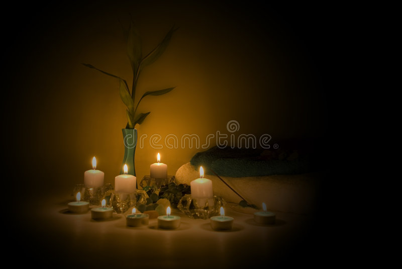 Download At the spa stock photo. Image of colour, aromatherapy - 6386170