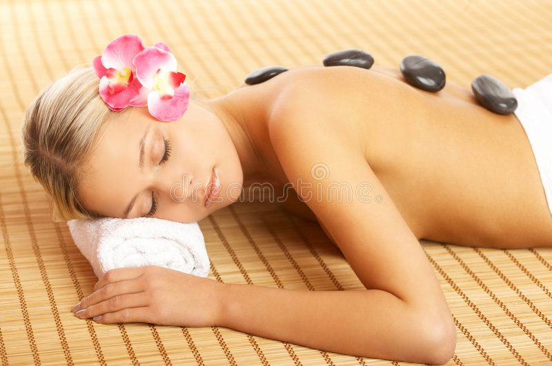 Download Daily Spa stock image. Image of female, gentle, calm, attractive - 6387467
