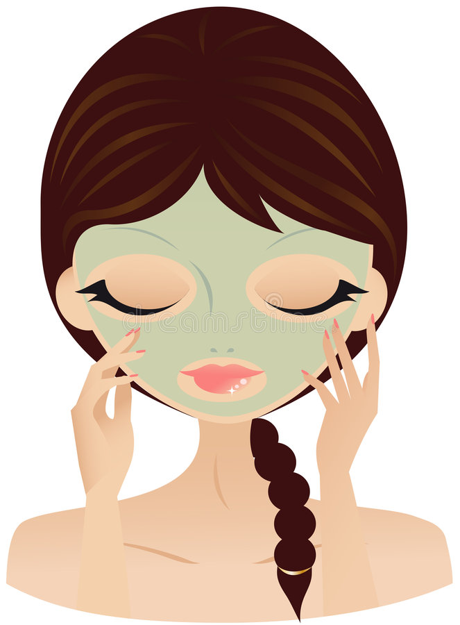 Download Spa stock illustration. Image of beauty, people, female - 8444827