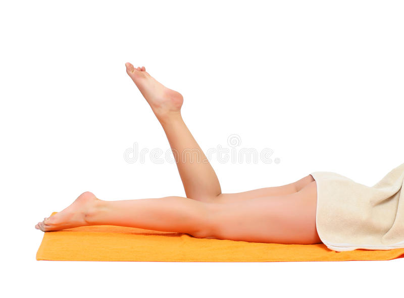 Download Spa stock photo. Image of beautiful, beauty, ankle, attractive - 9431920