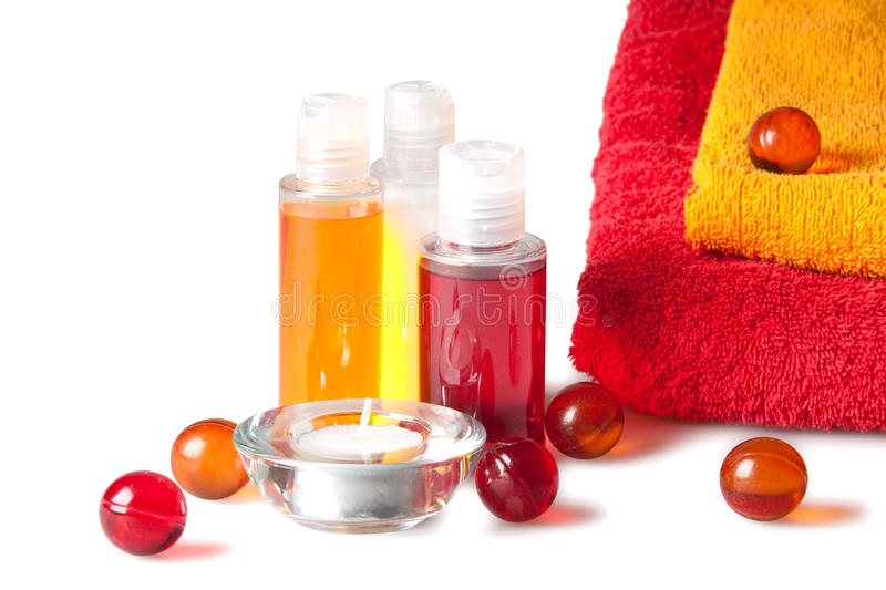 Spa Accessory Stock Photography