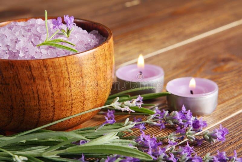 Spa.Aromatherapy stock fotografie