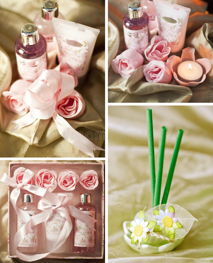Download Spa and aromatherapy items stock image. Image of natural - 13424461