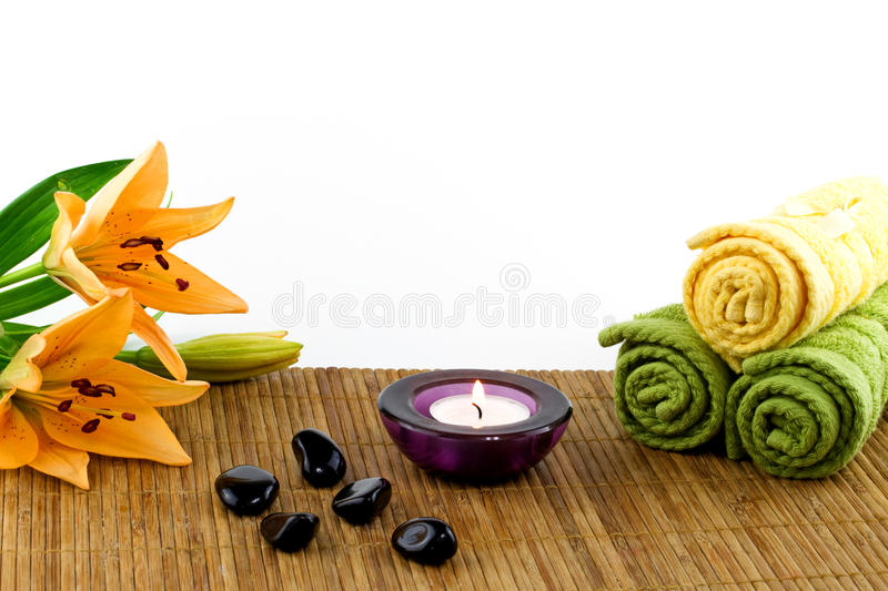 Download Spa Backgound Royalty Free Stock Photos - Image: 18685938