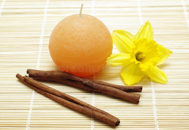 Download Spa and bath accessories stock image. Image of wood, beauty - 14023667