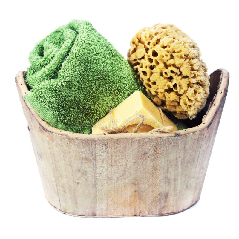 Download Spa Bath Setting Stock Photography - Image: 25432622