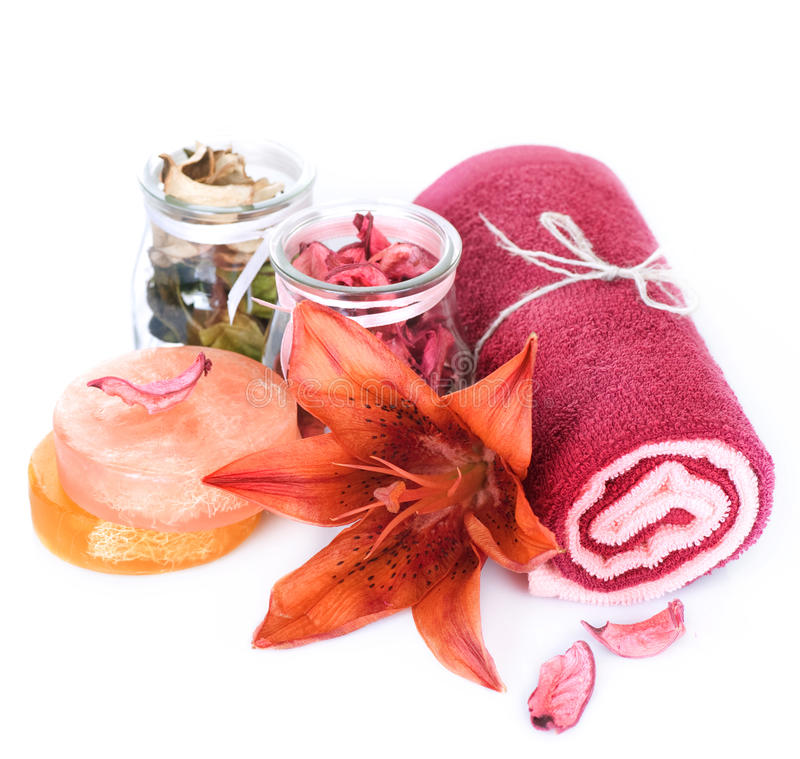 Spa and Beauty Treatments royalty free stock images