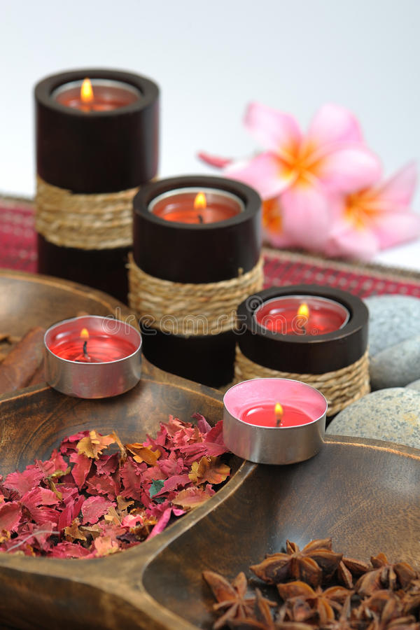 Download Spa candle stock photo. Image of malaysia, natural, perfume - 10720140
