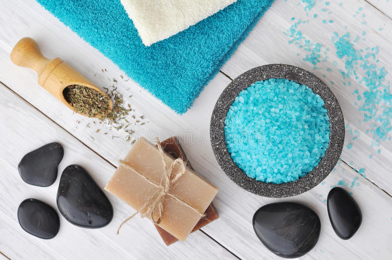 Download Spa Composition Stock Photo - Image: 38876872