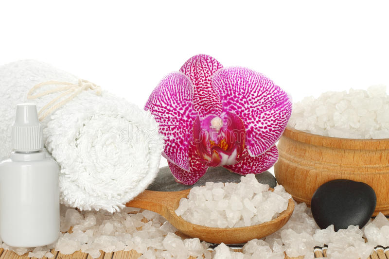 Download Spa composition stock photo. Image of medicine, aroma - 34568534