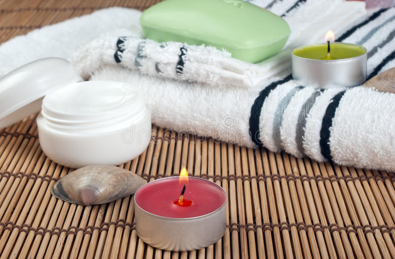 Spa concept royalty free stock image