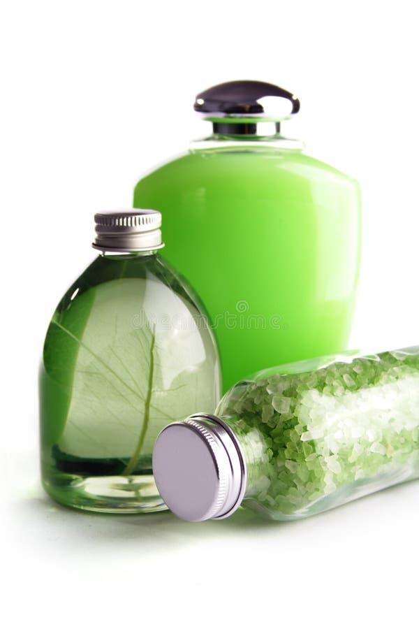 SPA cosmetics series stock image
