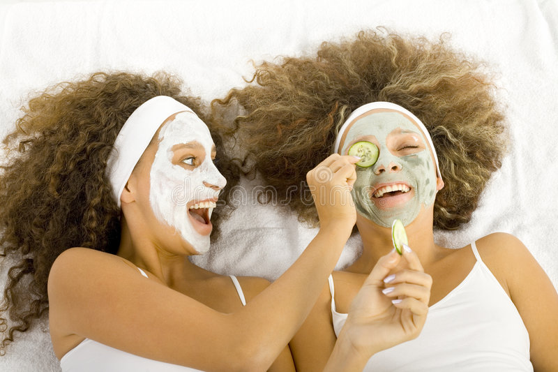 Spa cure royalty free stock photos