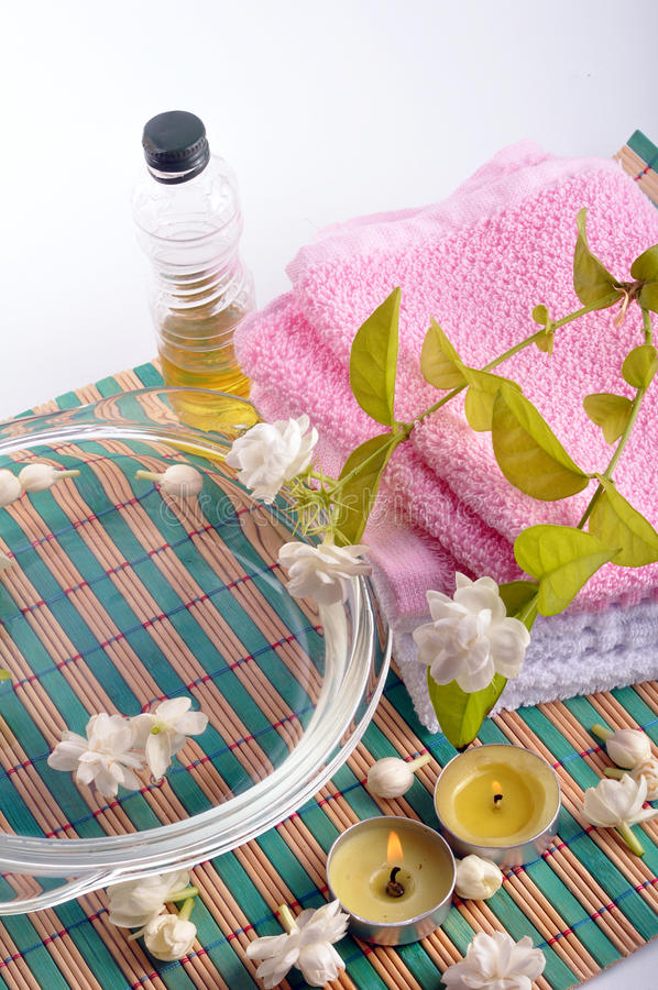 Download Spa elements stock photo. Image of decoration, clean - 10571464