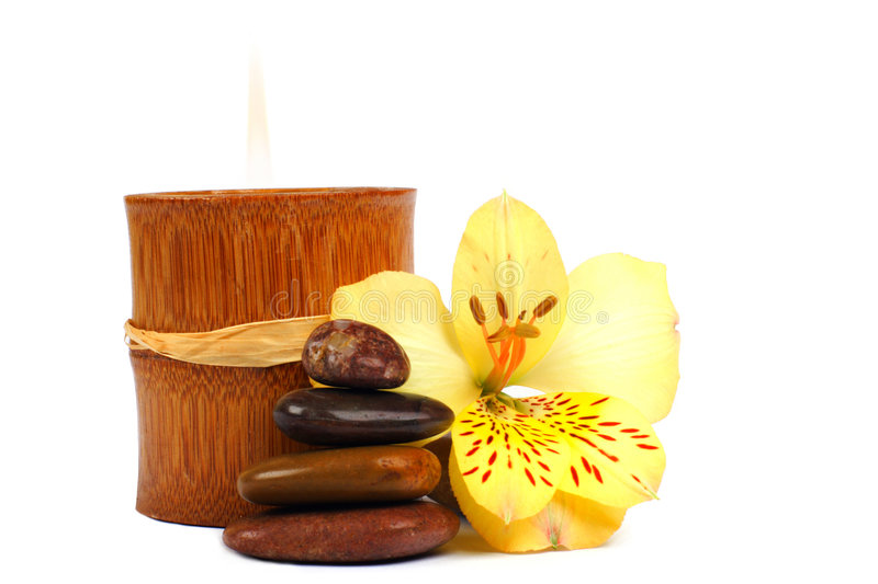 Download SPA elements stock image. Image of balances, aromatherapy - 1394689
