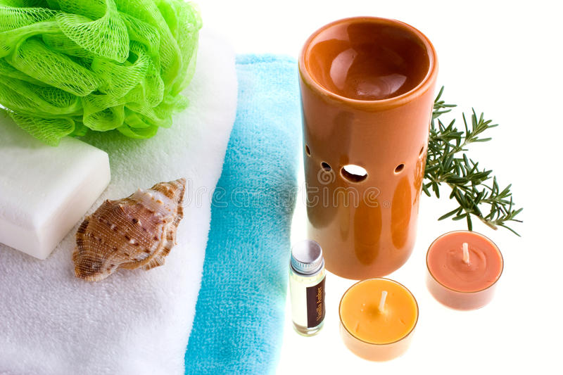 Download Spa essentials stock photo. Image of accessory, luxury - 12182334