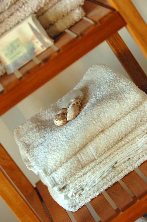 Download Spa essentials stock image. Image of showers, towels, cloth - 4313141