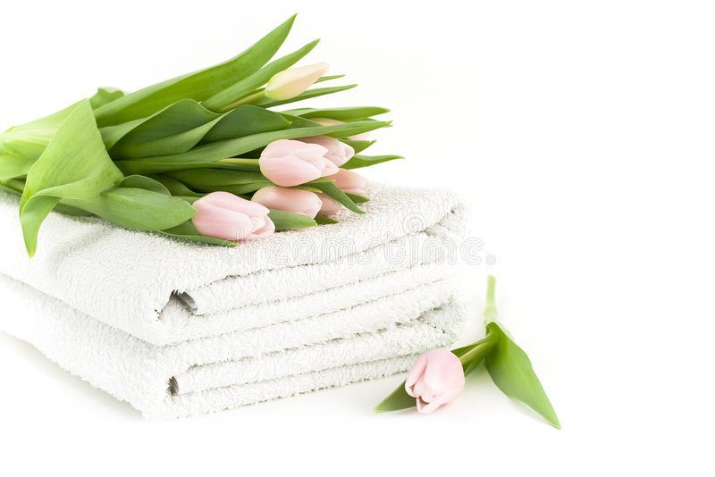 Download Spa feeling stock image. Image of bathe, dreamy, flower - 4917363