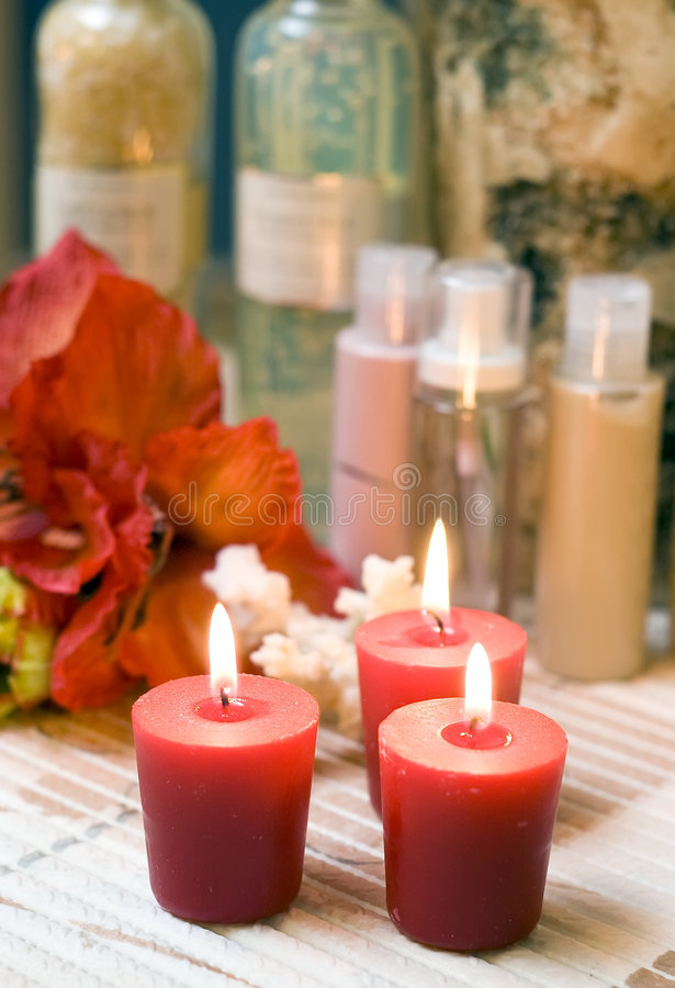 Download Spa flower stock photo. Image of hygienic, hotel, bath - 4024964