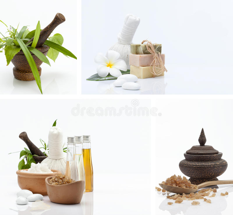 Spa four royalty free stock photography