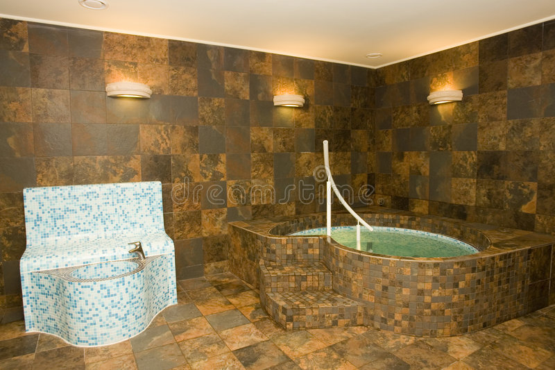Download Spa Hot Tub Royalty Free Stock Images - Image: 3013609