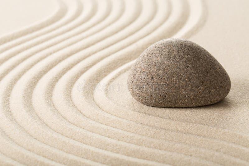 Spa. Inner life zen path philosophy wisdom stock image