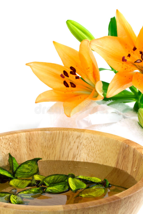 Download Spa isolated stock image. Image of decoration, medicine - 18686001