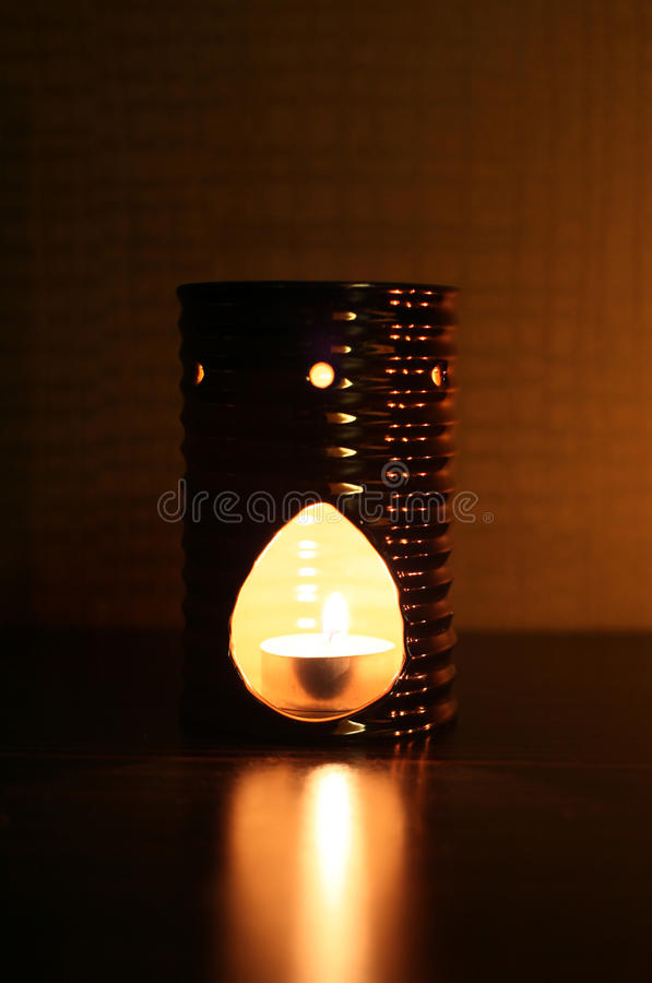 SPA lamp royalty free stock photography