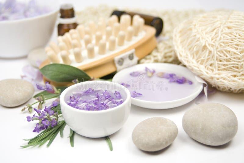 Download Spa massage stock image. Image of hemp, relaxing, lavender - 5529381