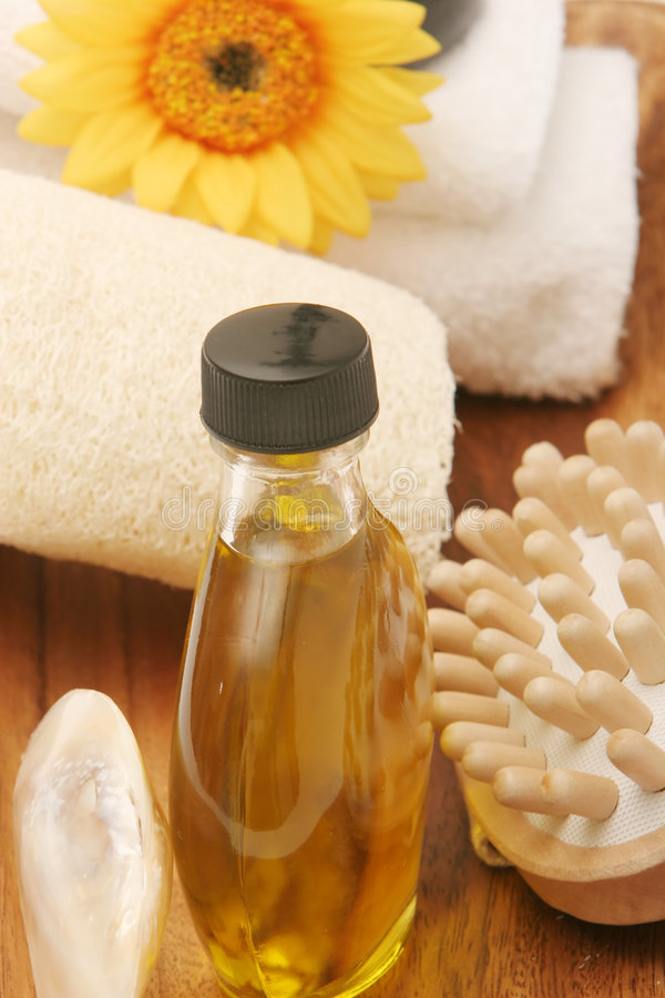 Free Spa / Massage Objects Stock Photography - 2097922