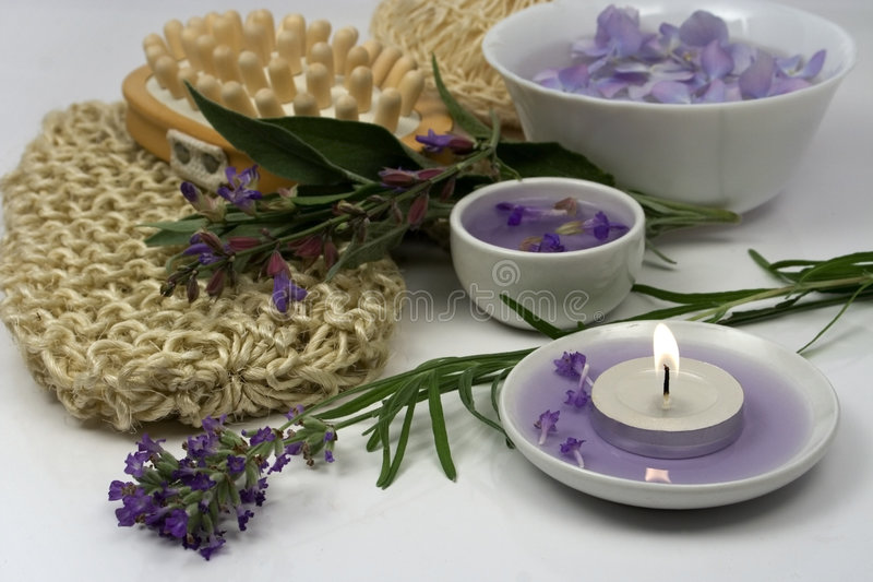 Download Spa Massage Set Royalty Free Stock Photography - Image: 5471887