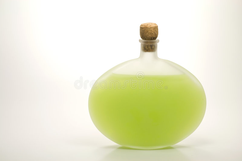 Download Spa Product In A Nice Bottle Stock Photo - Image: 3848916
