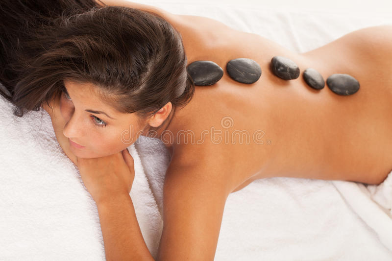 Download Spa relax stock photo. Image of calm, girl, enjoyment - 25838030