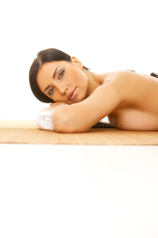 Download Spa Relaxing stock image. Image of sensual, clean, therapy - 6315435