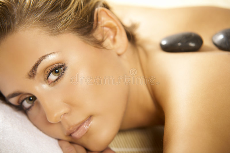 Download Spa Relaxing Stock Photography - Image: 6387582