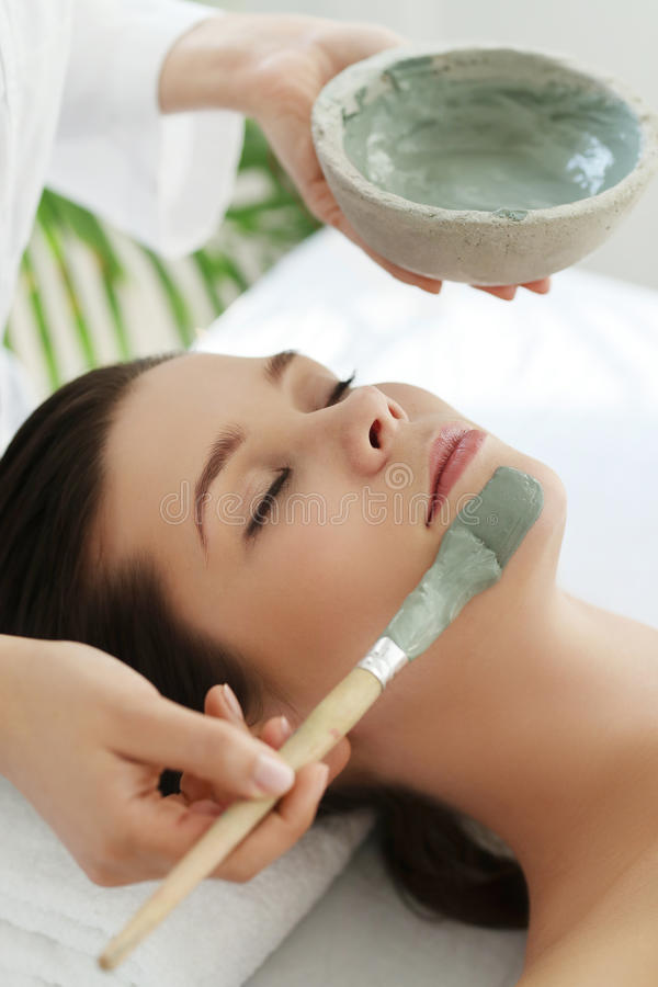 Spa salon royalty free stock images