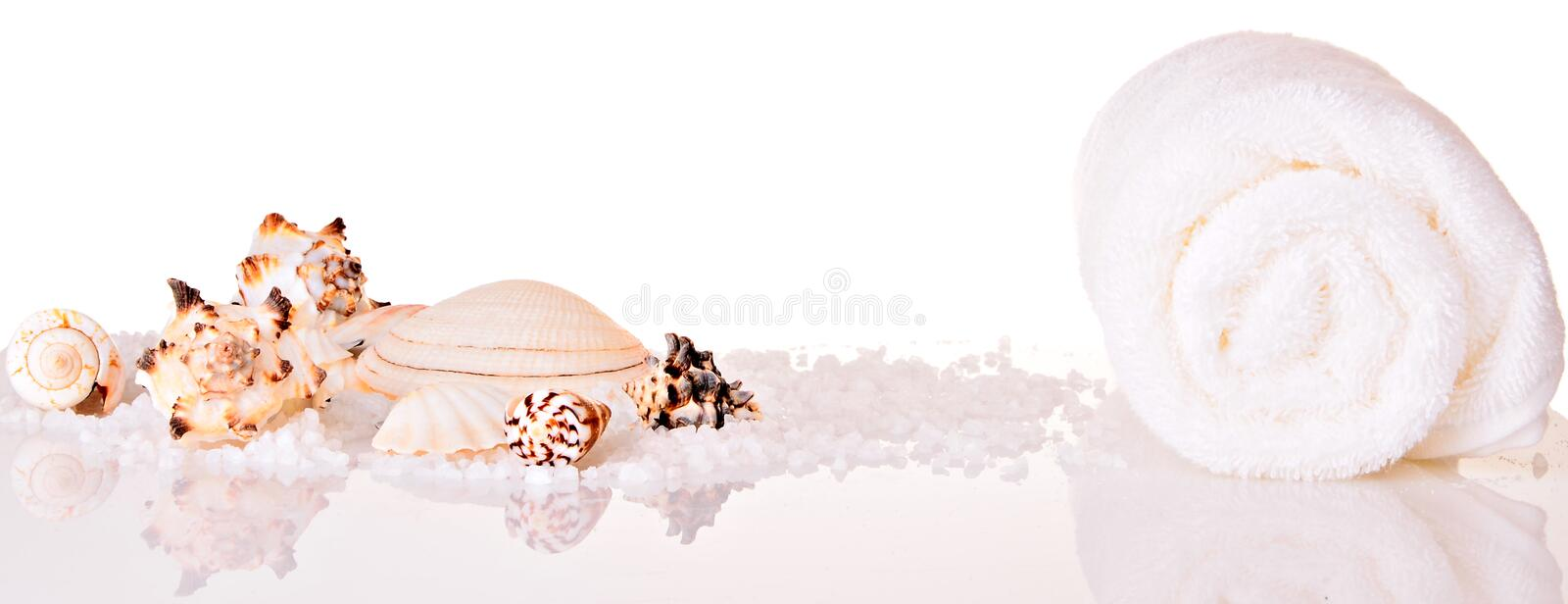Spa salon relax royalty free stock images