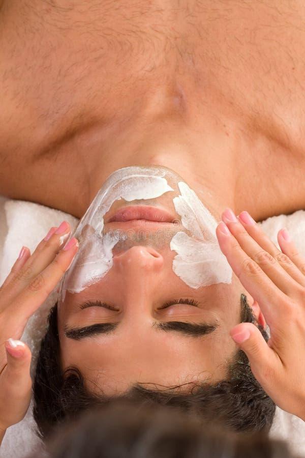 Spa Salon Treatments royalty free stock photography
