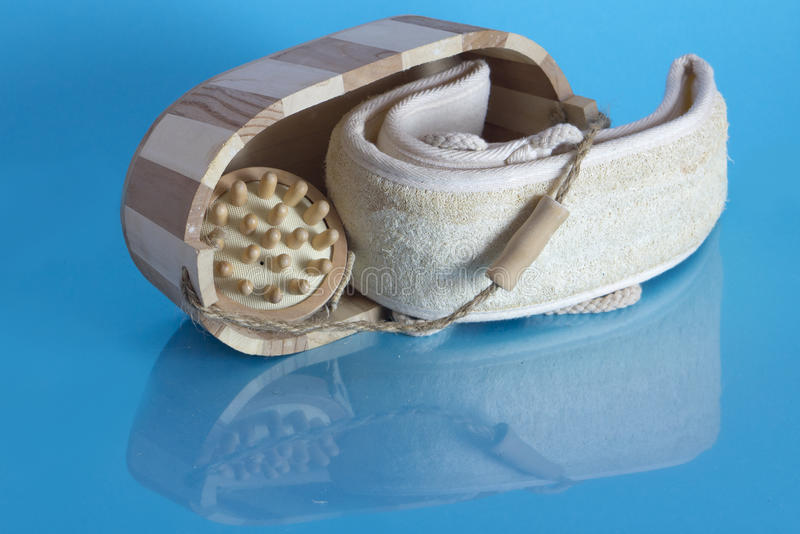 Download Spa and sauna set stock image. Image of object, white - 18836211