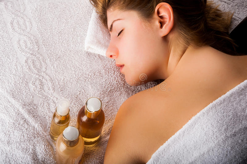 Download Spa Serenity stock photo. Image of massage, aromatic - 23202372