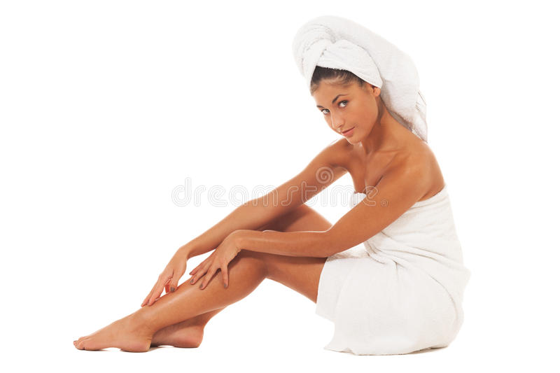 Download Spa Smooth Royalty Free Stock Photos - Image: 26528218