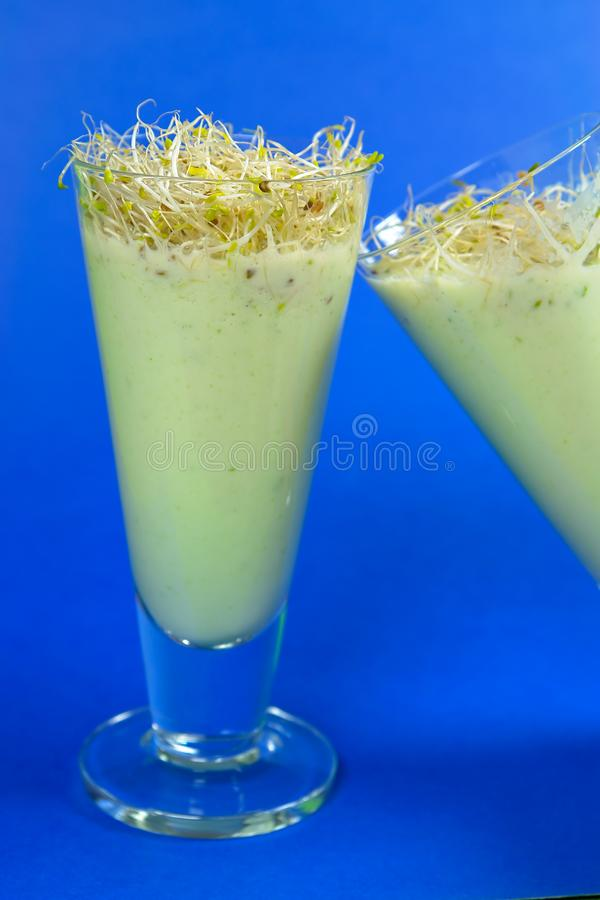 Spa Smoothie stock images