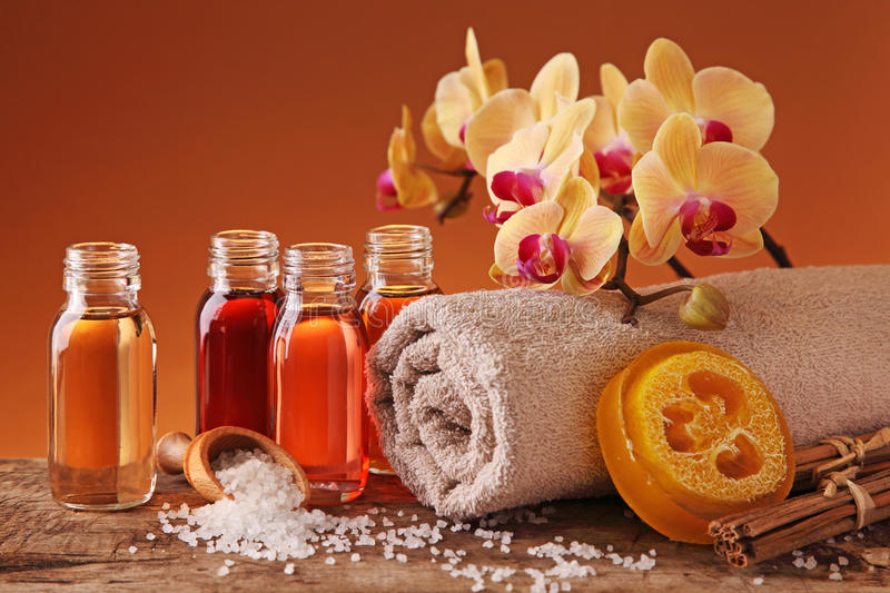 Download Spa still life stock photo. Image of herb, life, beauty - 17854582
